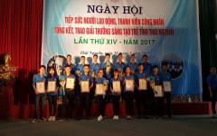 Liên tiếp những thành công của sinh viên Khoa Công nghệ Điện tử - Truyền thông