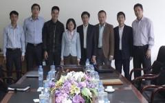 Trường ĐH CNTT & TT ký kết hợp tác với công ty STM