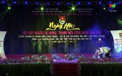 Lễ trao giải cuộc thi sáng tạo trẻ tỉnh Thái Nguyên năm 2015